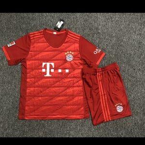 Bayern Munich home 19/20 set size S, M, L & XL